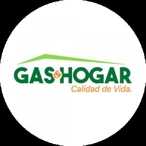 Logo gas y hogar